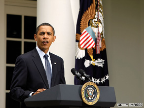 President Obama is urging Congress to move quickly to pass comprehensive health care reform.