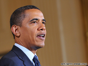 "President Obama calls cyber security ""one of the most serious"" challenges facing the nation."
