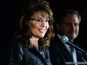 Alaska Gov. Sarah Palin cites the cost of battling ethics complaints as one reason she's leaving office early.