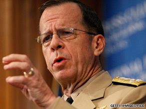 Adm. Mike Mullen said in a memo that mistreatment of detainees would have a lasting negative effect.