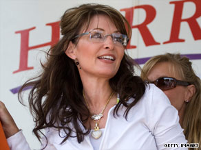 Alaska Gov. Sarah Palin has a strong base of supporters, as well as a steady supply of vocal critics.