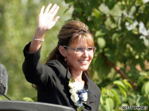 "Sarah Palin on Sunday says she'll continue to fight ""for what is right, and for truth."""