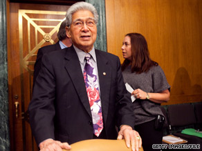 "Sen. Daniel Akaka says, ""Our goal is to provide veterans with accurate and timely resolution to their cases."""