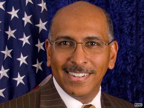 Michael Steele says it's becoming clear that the Obama administration is spending money recklessly.