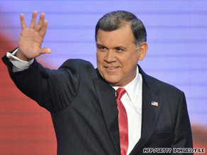 Sen. Mel Martinez is the only Hispanic Republican in the U.S. Senate.