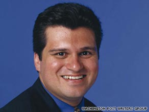 Ruben Navarrette Jr. says the GOP has been schizophrenic on Hispanic political participation.