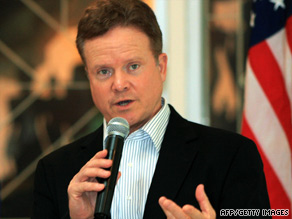 Sen. Jim Webb of Virginia said it would be 'fair and prudent' to suspend health care reform legislation.