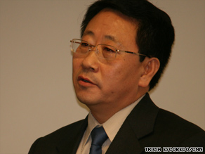 Kim Myong Gil is a senior diplomat with the North Korean mission to the United Nations.
