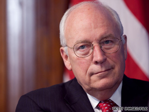 Former Vice President Dick Cheney disagrees with a federal investigation of harsh CIA interrogations.