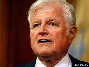 "Sen. Edward ""Ted"" Kennedy ""brought a joy to politics,"" says CNN contributor David Gergen."