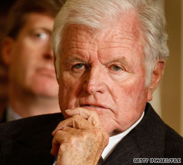 U.S. Sen. Ted Kennedy dead at 77