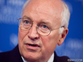 Former Vice President Dick Cheney has repeated his defense of enhanced interrogation techniques.