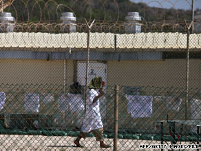 More than 200 men remain at the U.S. detention facility at Guantanamo Bay, Cuba.