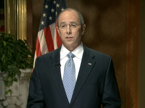 Rep. Charles Boustany says he disagrees with the AMA's support for the House Democrats' health care reform plan.