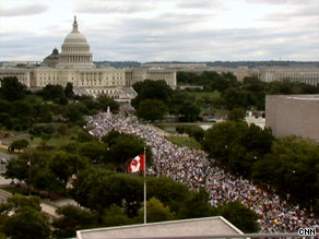 September 12, 2009 Tea Party Protest
