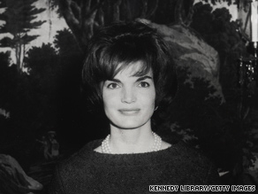 Jacqueline Kennedy sent her sister-in-law a condolence letter in 1968 which is now in the hands of the FBI.