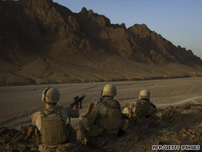 Gen. Stanley McChrystal has warned that without more troops, the U.S. could lose the war in Afghanistan.