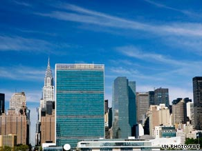 The United Nations consolidated four agencies that tackle women's issues and created a new super agency.