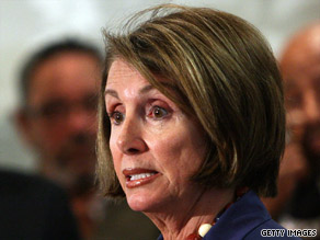 House Speaker Nancy Pelosi has said a public option is the best idea for health care reform.