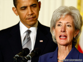 President Obama and Health Secretary Kathleen Sebelius will announce research grants Wednesday.