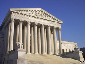 The Supreme Court will review a key provision of the 2001 Patriot Act.