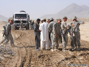 Should the U.S. expand its forces in Afghanistan? That will be the debate this week.