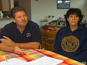Chuck and Jeanne Lane of Ohio have excellent credit, but their monthly credit card bill more than doubled.