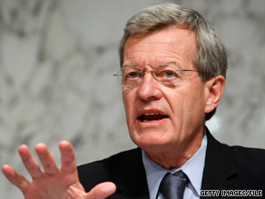 Sen. Max Baucus' Finance Committee is likely to vote Tuesday on an $829 billion bill to overhaul health care.