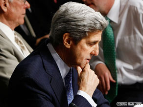Sen. John Kerry, D-Massachusetts, is a member of the Senate Finance Committee.
