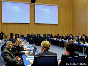 Western powers and Iran meet this week in Vienna, Austria, to discuss Tehran's nuclear future.