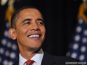 Support for President Obama's policies has dropped, but his approval rating remains healthy, a new poll finds.