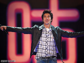 From the Olympics to holding the baton himself, Leehom has tackled a variety of projects.