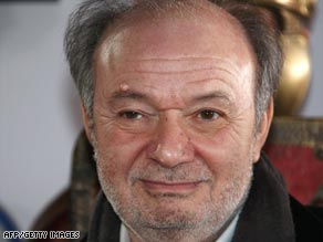 Oscar-winning director Claude Berri has died in a Paris hospital at the age of 74.