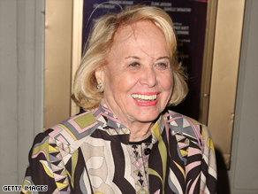 Legendary gossip columnist Liz Smith, 86, has been a fixture of New York tabloids for more than three decades.