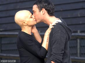 Jade Goody married her fiance Jack Tweed weeks before her death.