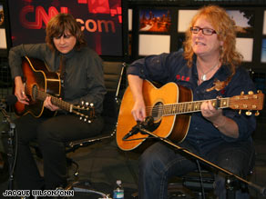 The Indigo Girls, Amy Ray, left, and Emily Saliers released their latest folk-rock album on Tuesday.