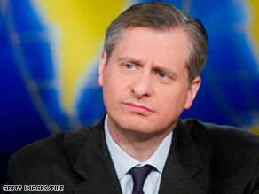 "Writer Jon Meacham won a Pulitzer Prize in biography for ""American Lion: Andrew Jackson in the White House."""