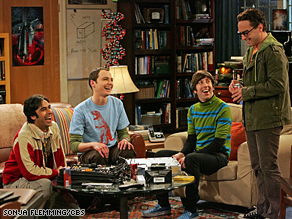 "Programs like CBS' ""The Big Bang Theory"" are indicative of the coolness of geeks and nerds in pop culture."