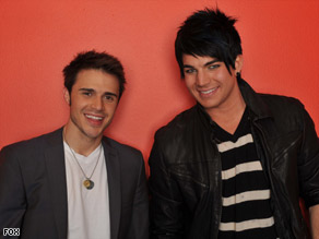 "Who will become the ""American Idol""? Kris Allen and Adam Lambert are in the final showdown."