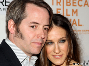 Sarah Jessica Parker and Matthew Broderick are the new parents of twin daughters.