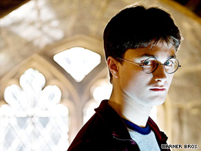 "Daniel Radcliffe returns as Harry Potter in ""Harry Potter and the Half-Blood Prince."""