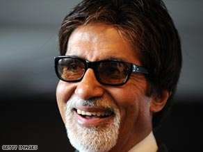 The Big B: The patriarch of Indian cinema has appeared in over 180 films.