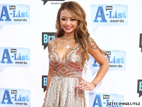 Tila Tequila went quiet on Twitter after an alleged violent incident with an NFL player.