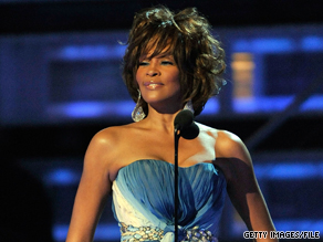 As part of her comeback, Whitney Houston shares her experiences with Oprah Winfrey.