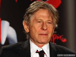 Peers of Roman Polanski have praised him for his talent and lamented his arrest.