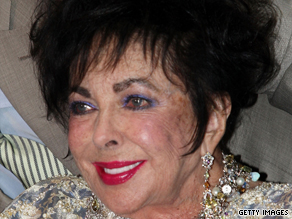 Elizabeth Taylor has used Twitter to share personal information.