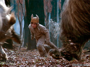 "Max Records plays Max in the film adaptation of the children's book ""Where the Wild Things Are."""