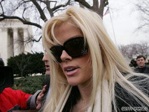 "Anna Nicole Smith's death on February 8, 2007, was ruled to be from ""acute combined drug intoxication."""
