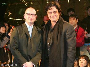 Del Toro plays the Marxist revolutionary through battles in Cuba and Bolivia.