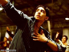 "Dev Patel stars in ""Slumdog Millionaire,"" which won the Golden Globe for best drama Sunday night."
